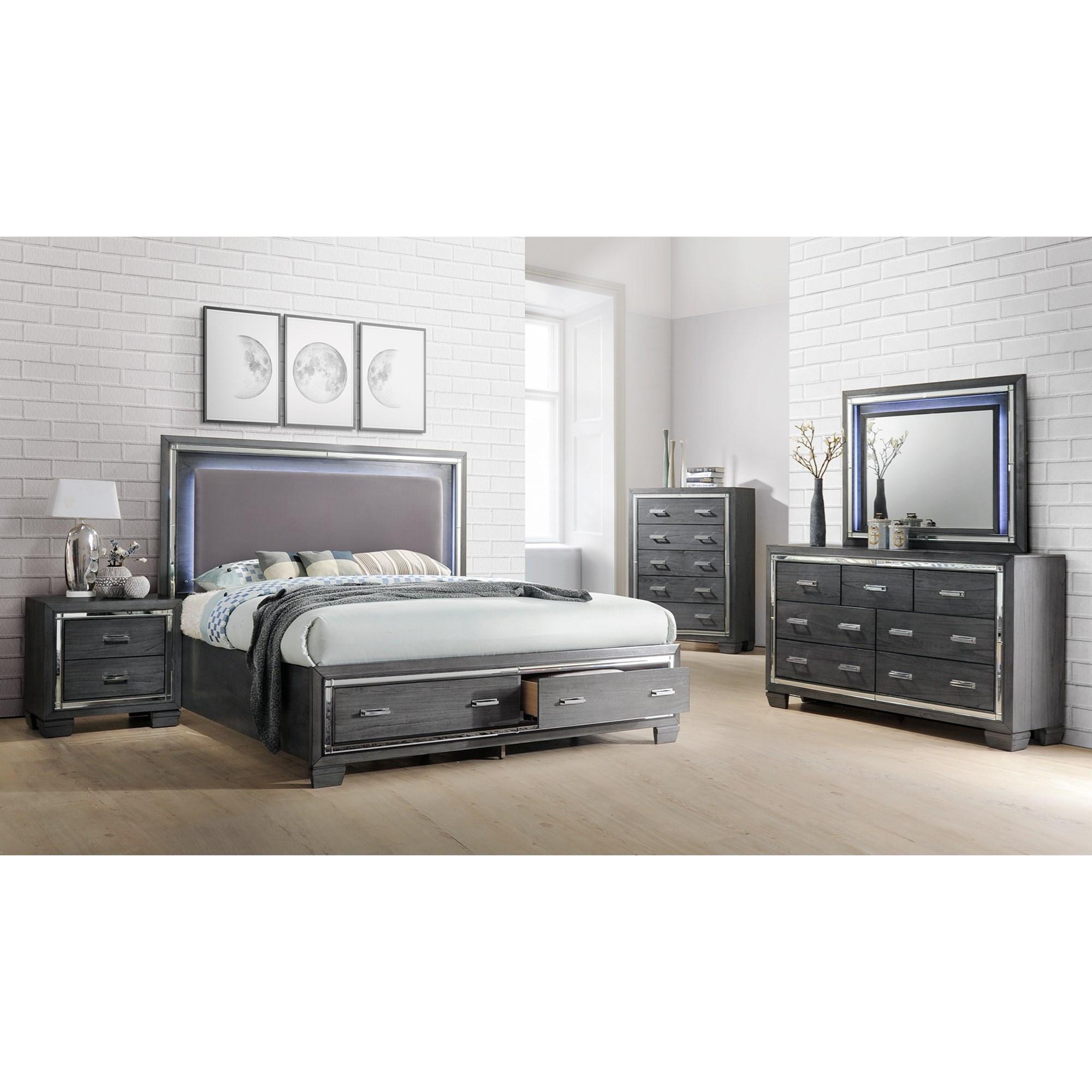 5-Piece King Bedroom Group