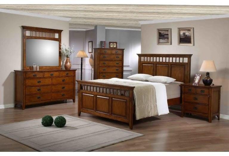 4-Piece Panel Bedroom