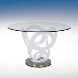 Elite Modern Prism  Dining Table
