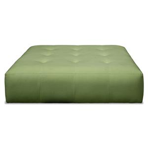 "Elite Leather Catalina 54"" Square Ottoman"