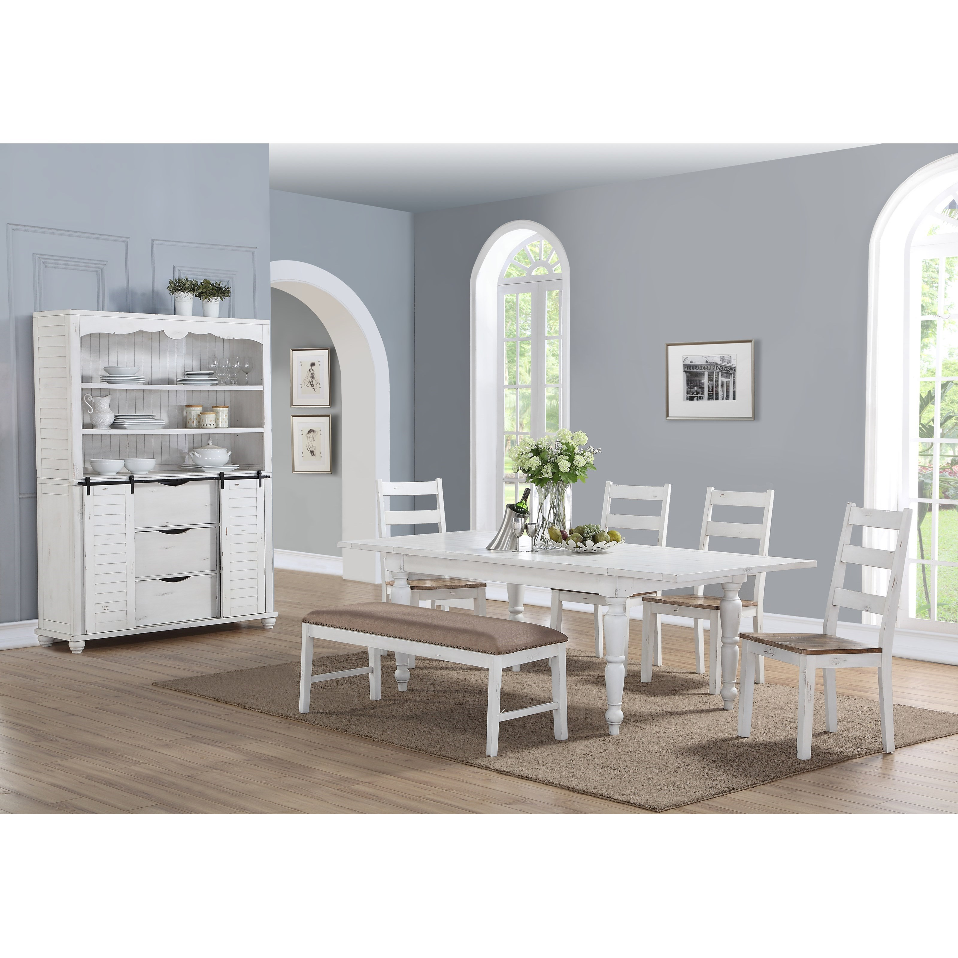 Abaco Dining Room Group by Emerald at Suburban Furniture