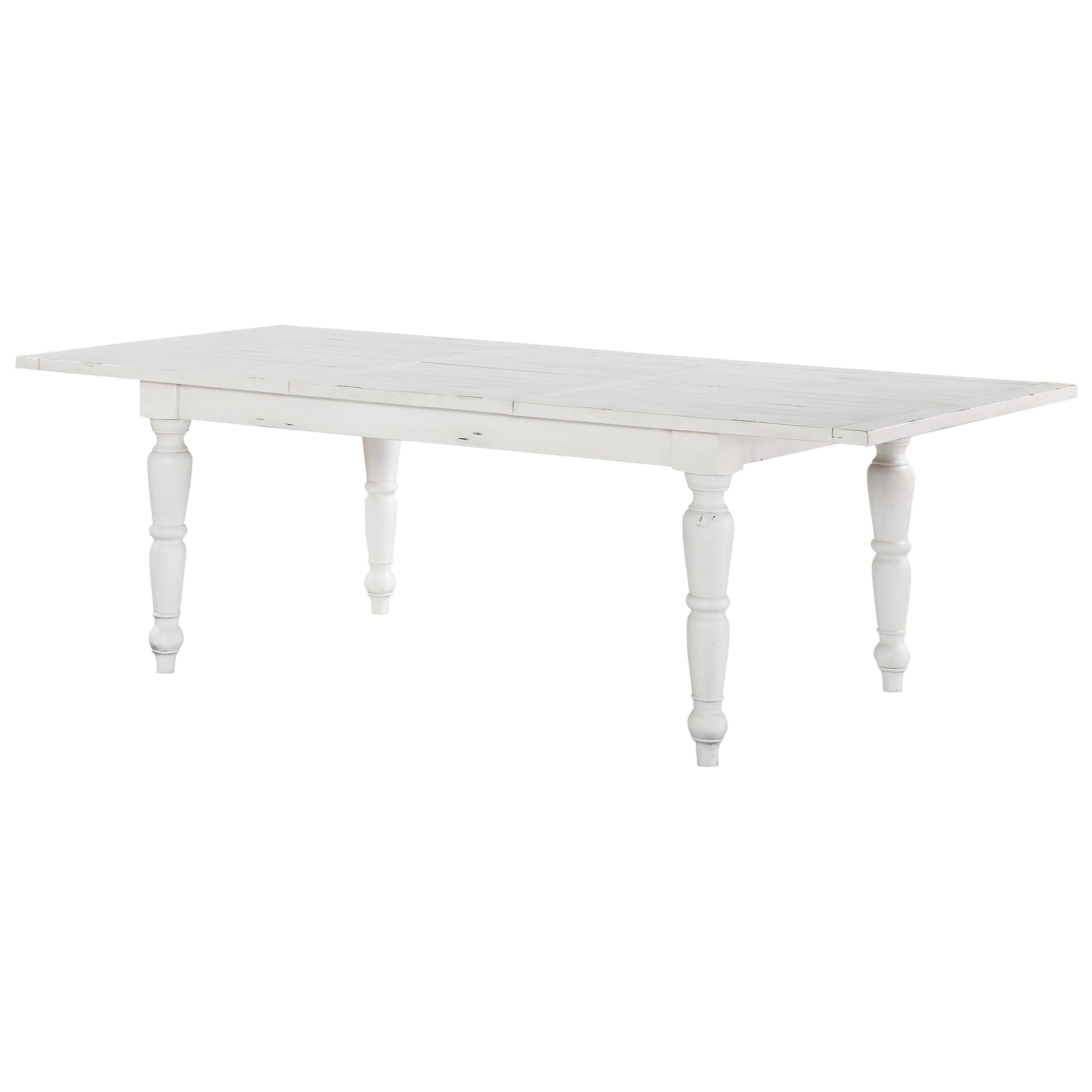 Abaco Rectangular Dining Table by Emerald at Northeast Factory Direct