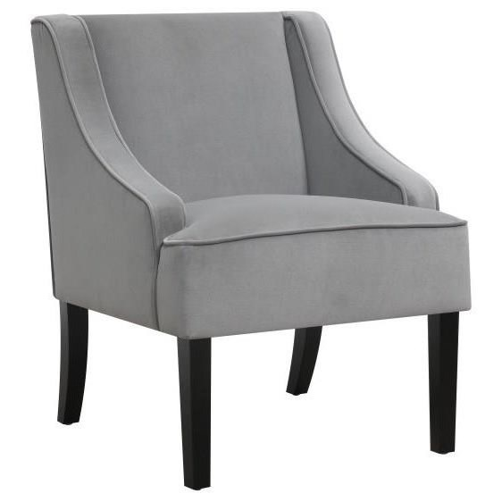 Alyce Accent Chair at Sadler's Home Furnishings