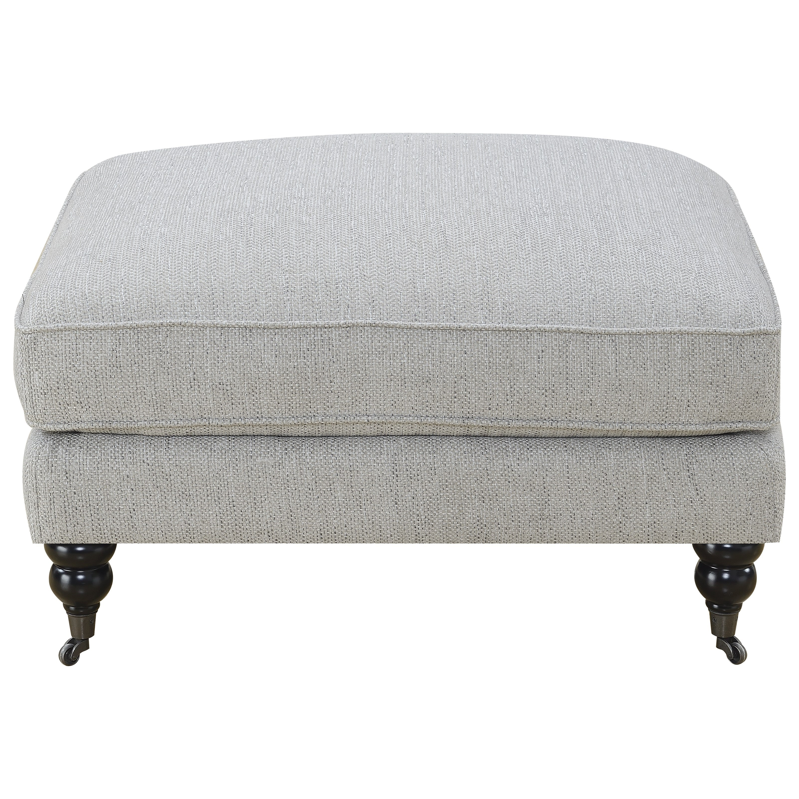 Amelie Cocktail Ottoman by Emerald at Northeast Factory Direct