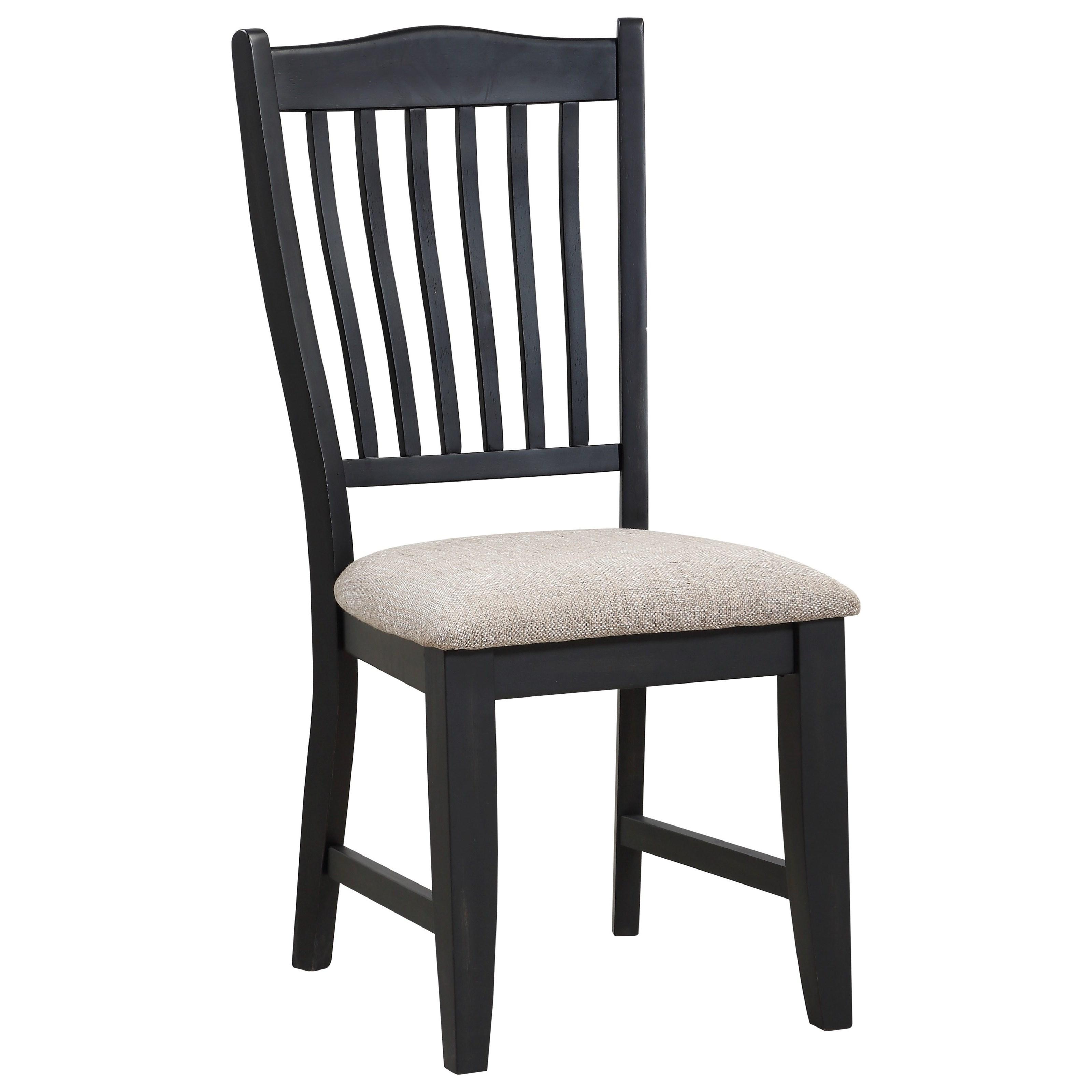Buchanan Dining Chair at Sadler's Home Furnishings