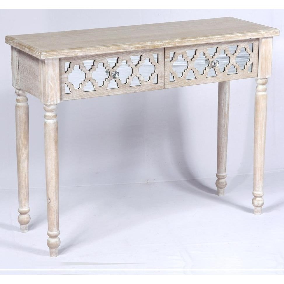 Canterwood Console Table by Emerald at Northeast Factory Direct