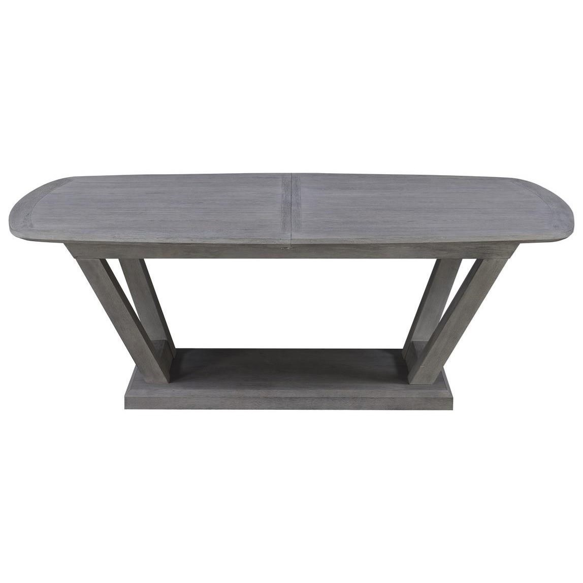 Carrera Dining Table by Emerald at Northeast Factory Direct