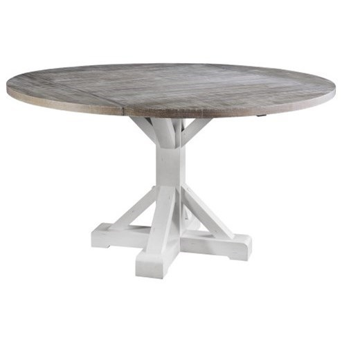 Centerville Round Gathering Table by Emerald at Northeast Factory Direct