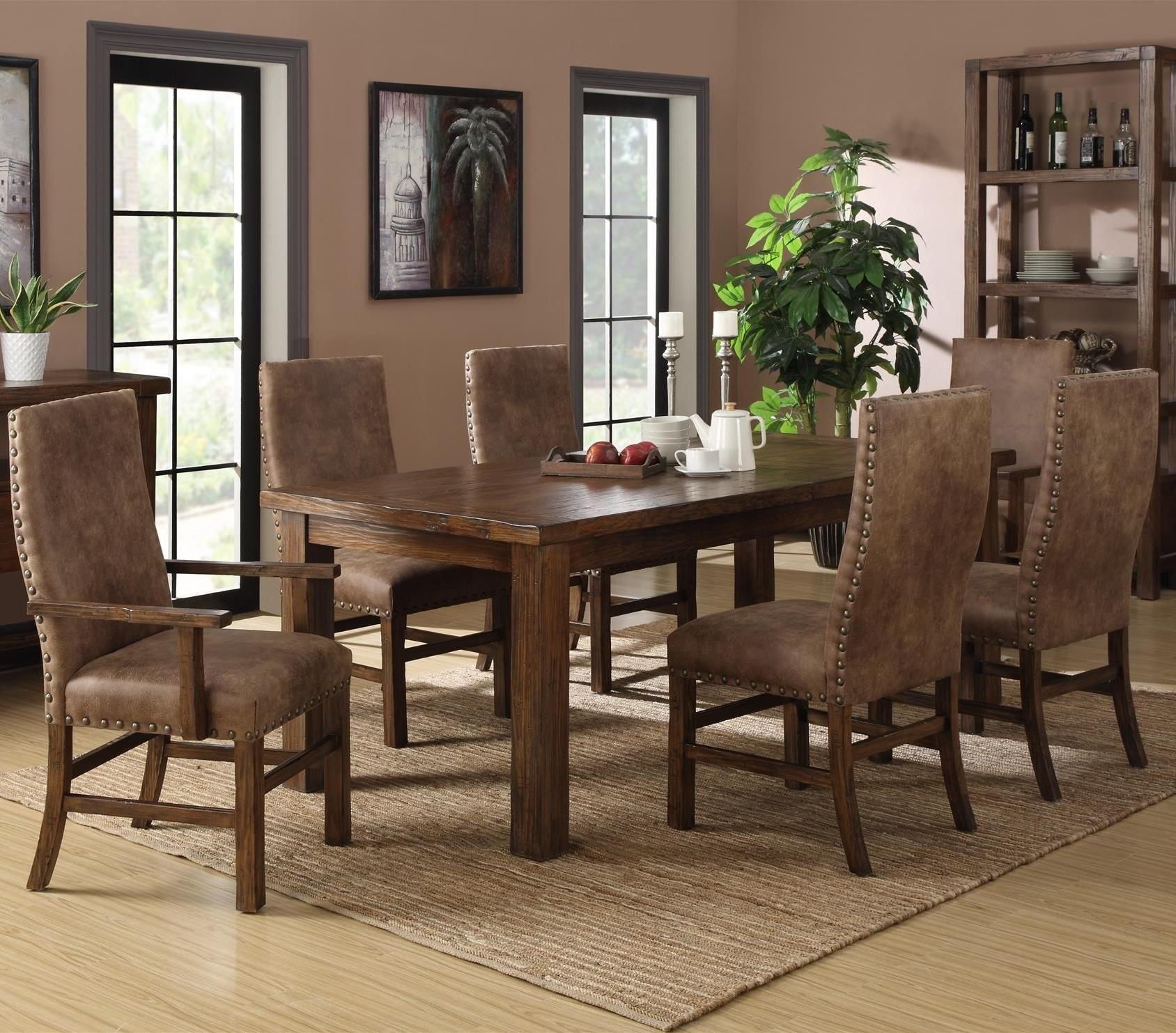 Chambers Creek 7-Piece Dining Set by Emerald at Northeast Factory Direct