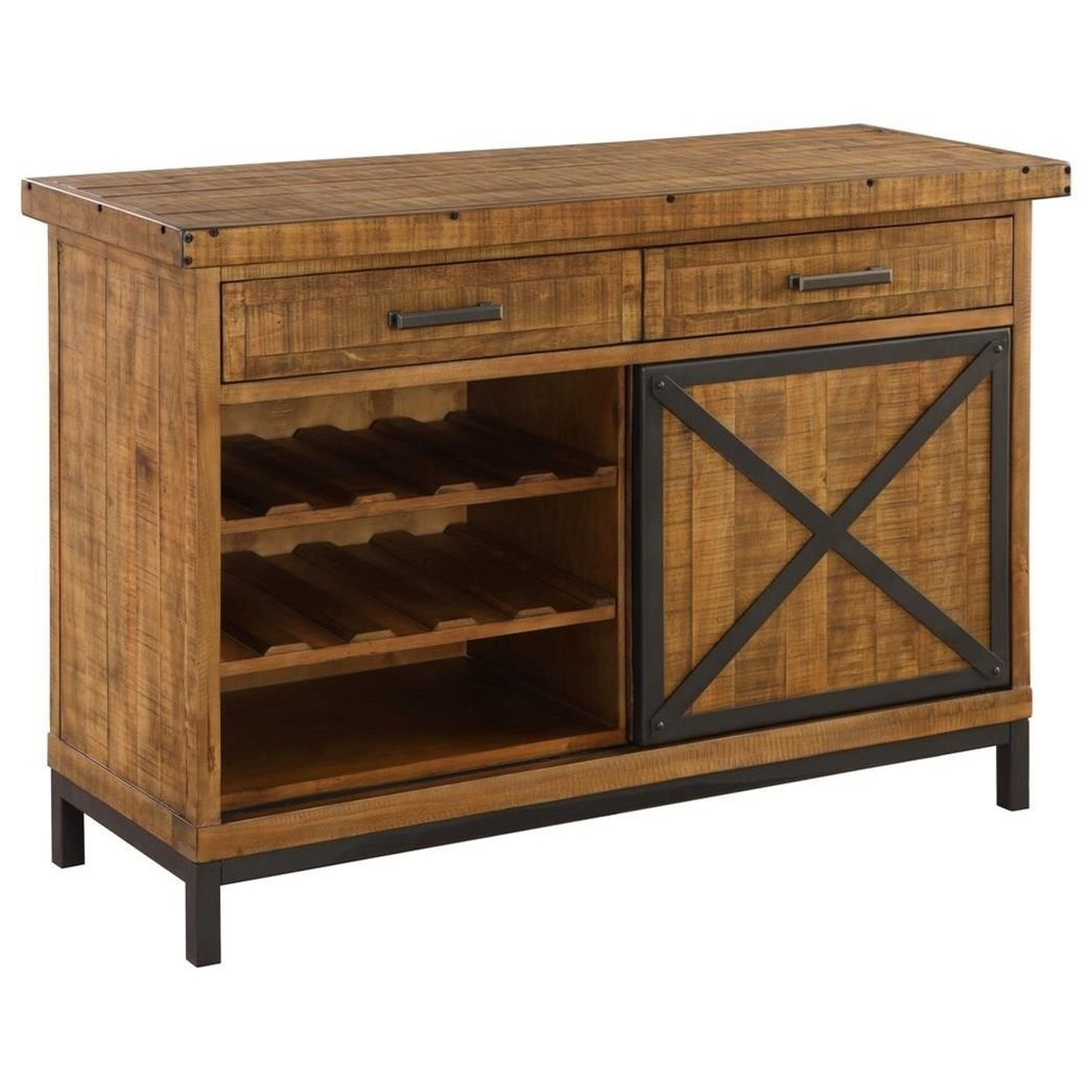 Chandler Server by Emerald at Northeast Factory Direct