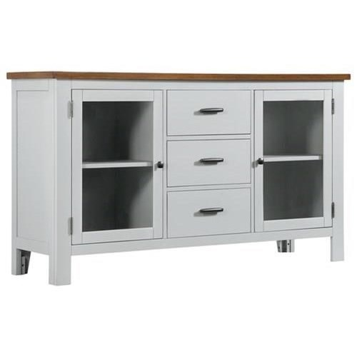 Cliff Haven Server by Emerald at Northeast Factory Direct