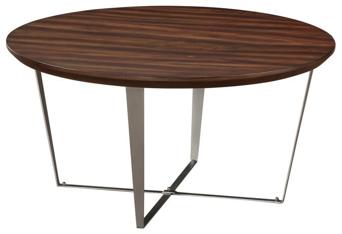 Cruiser Round Cocktail Table by Emerald at Northeast Factory Direct