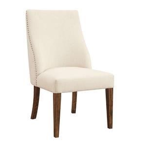 D312 Upholstered Dining Hostess Chair