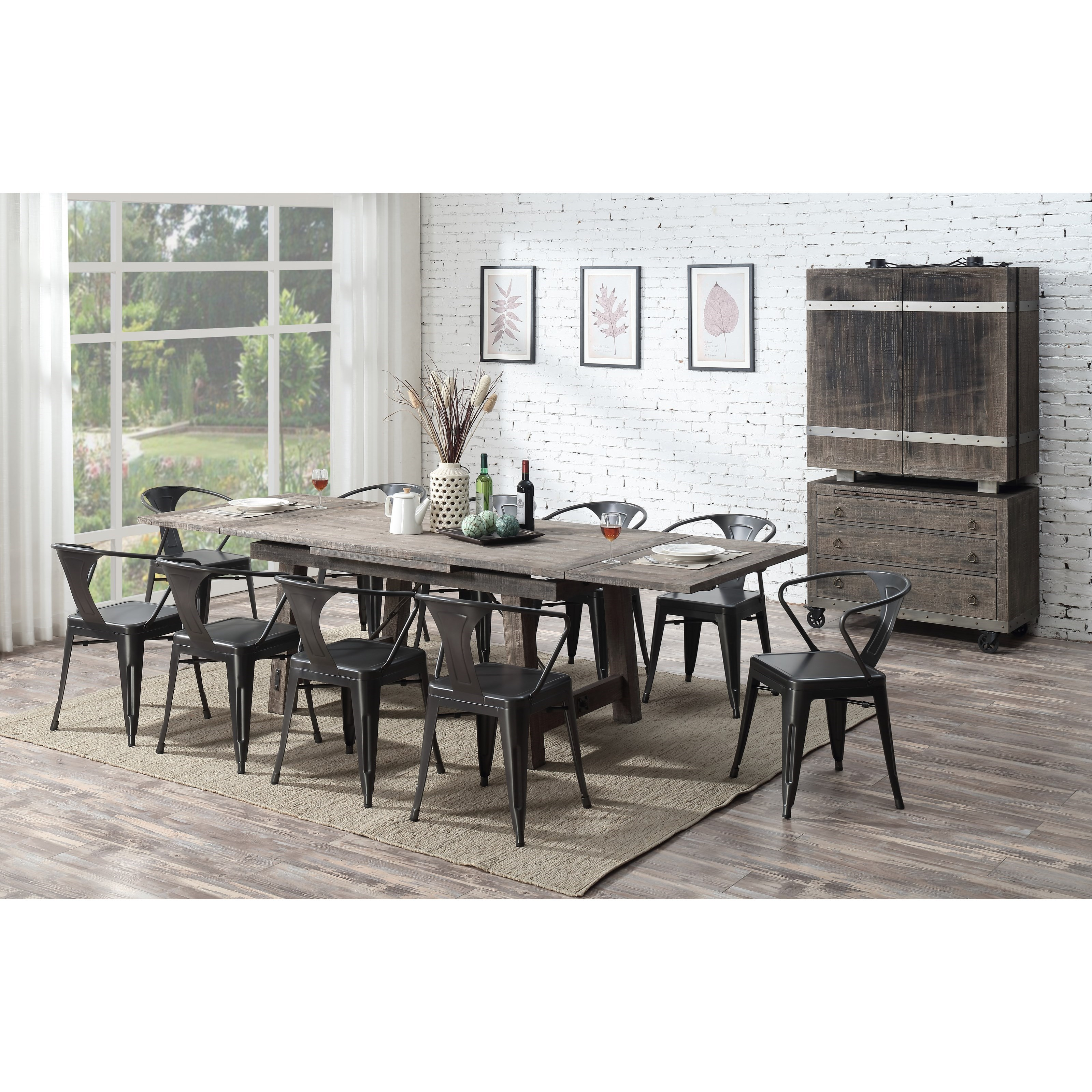 Dakota Dining Room Group by Emerald at Northeast Factory Direct