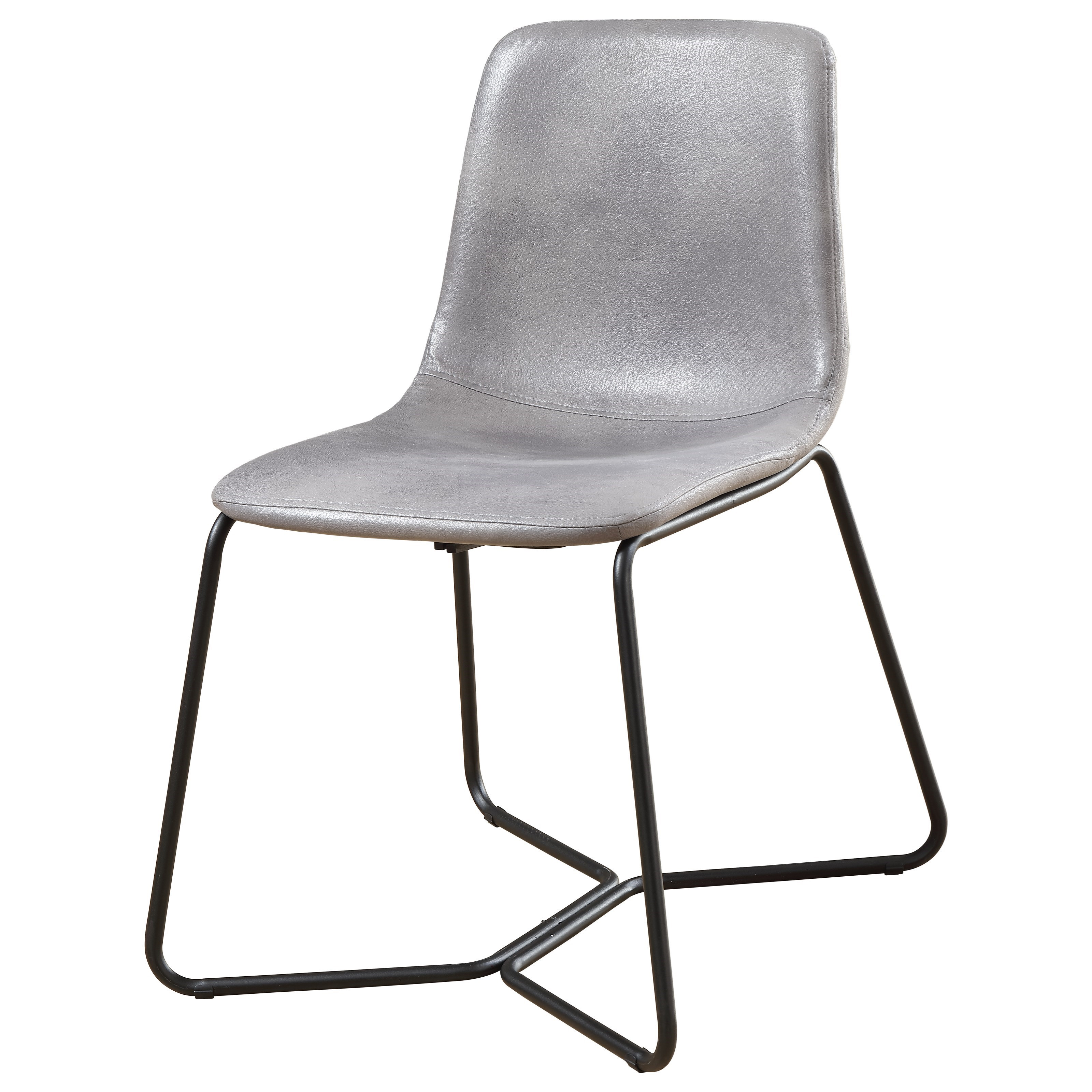 Emmett Upholstered Side Chair by Emerald at Northeast Factory Direct
