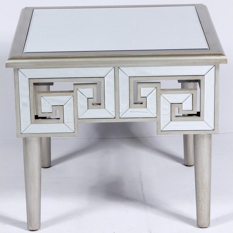 Heritage End Table by Emerald at Northeast Factory Direct