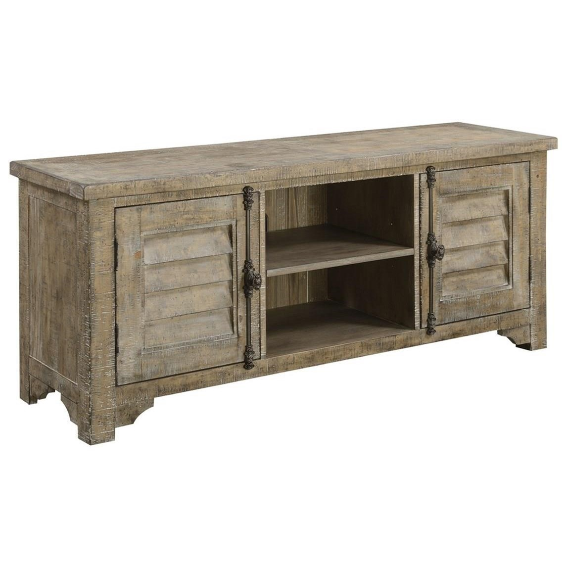 """Interlude 62"""" TV Console by Emerald at Northeast Factory Direct"""