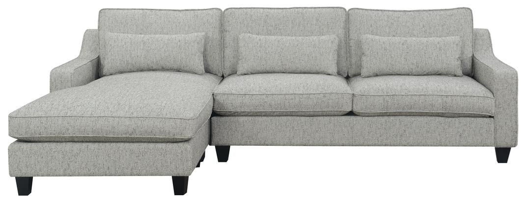 Kenya Chaise Sofa by Emerald at Northeast Factory Direct