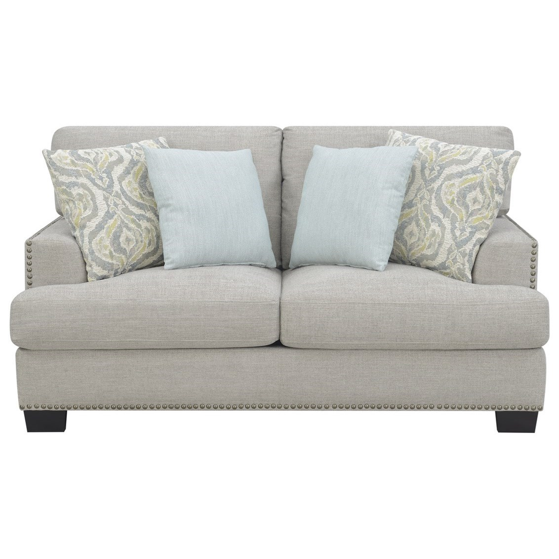 Kinsley Loveseat by Emerald at Suburban Furniture