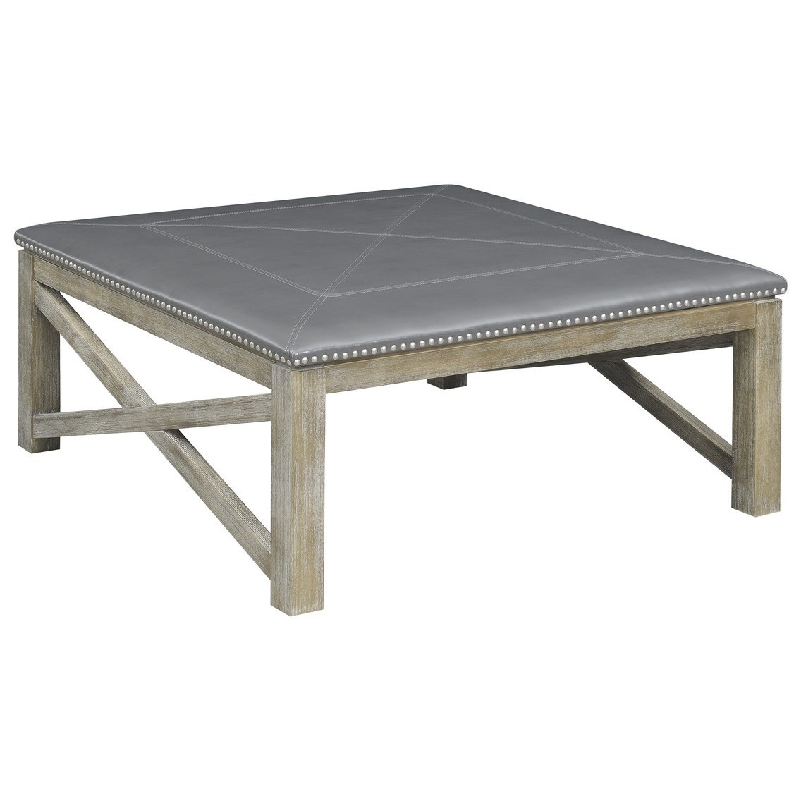 Laney Upholstered Coffee Table by Emerald at Northeast Factory Direct