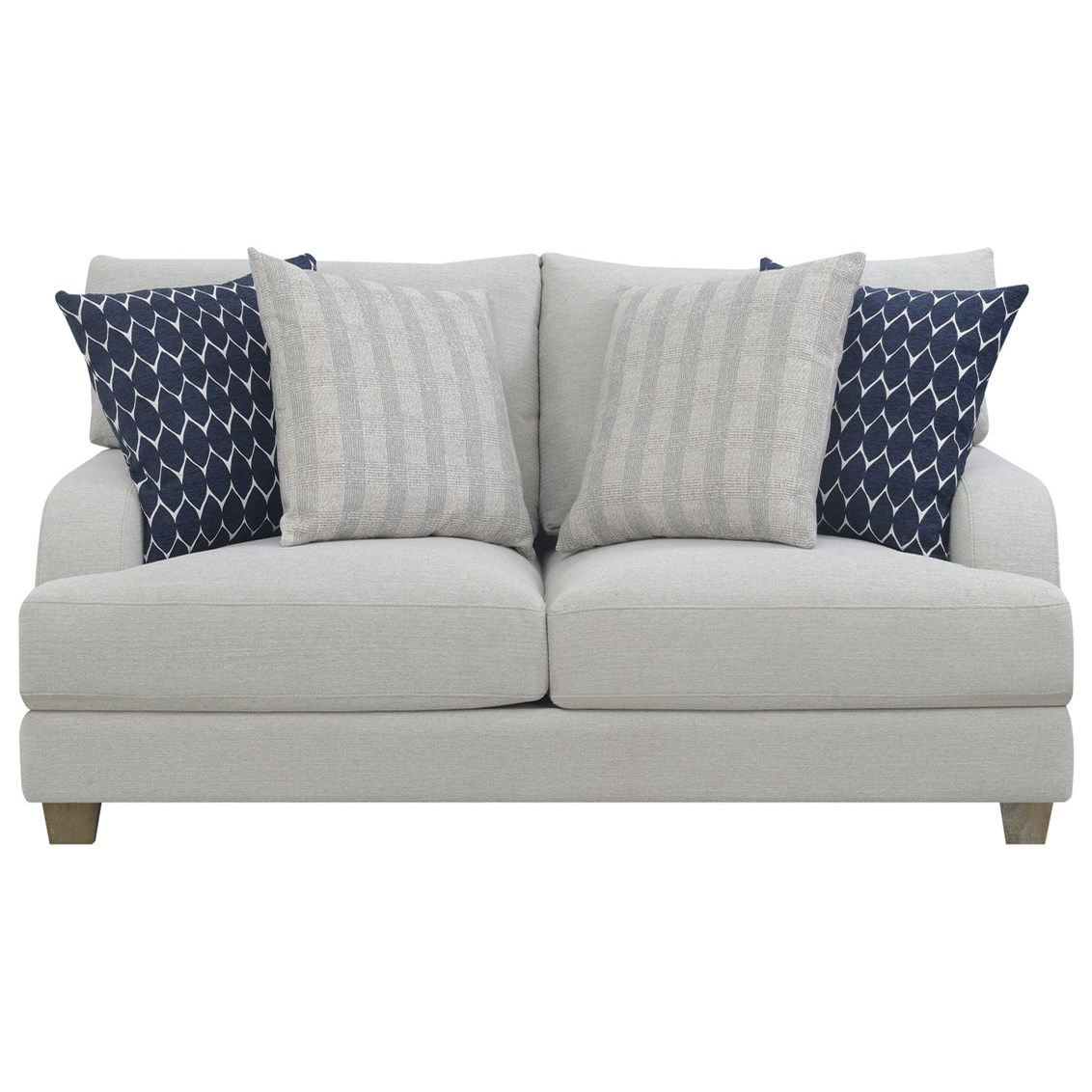 Laney Loveseat by Emerald at Northeast Factory Direct