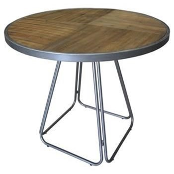 """Laurell Hill 36"""" Round Pub Table by Emerald at Northeast Factory Direct"""