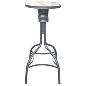 Laurell Hill 30'' Bar Stool by Emerald at Wilson's Furniture