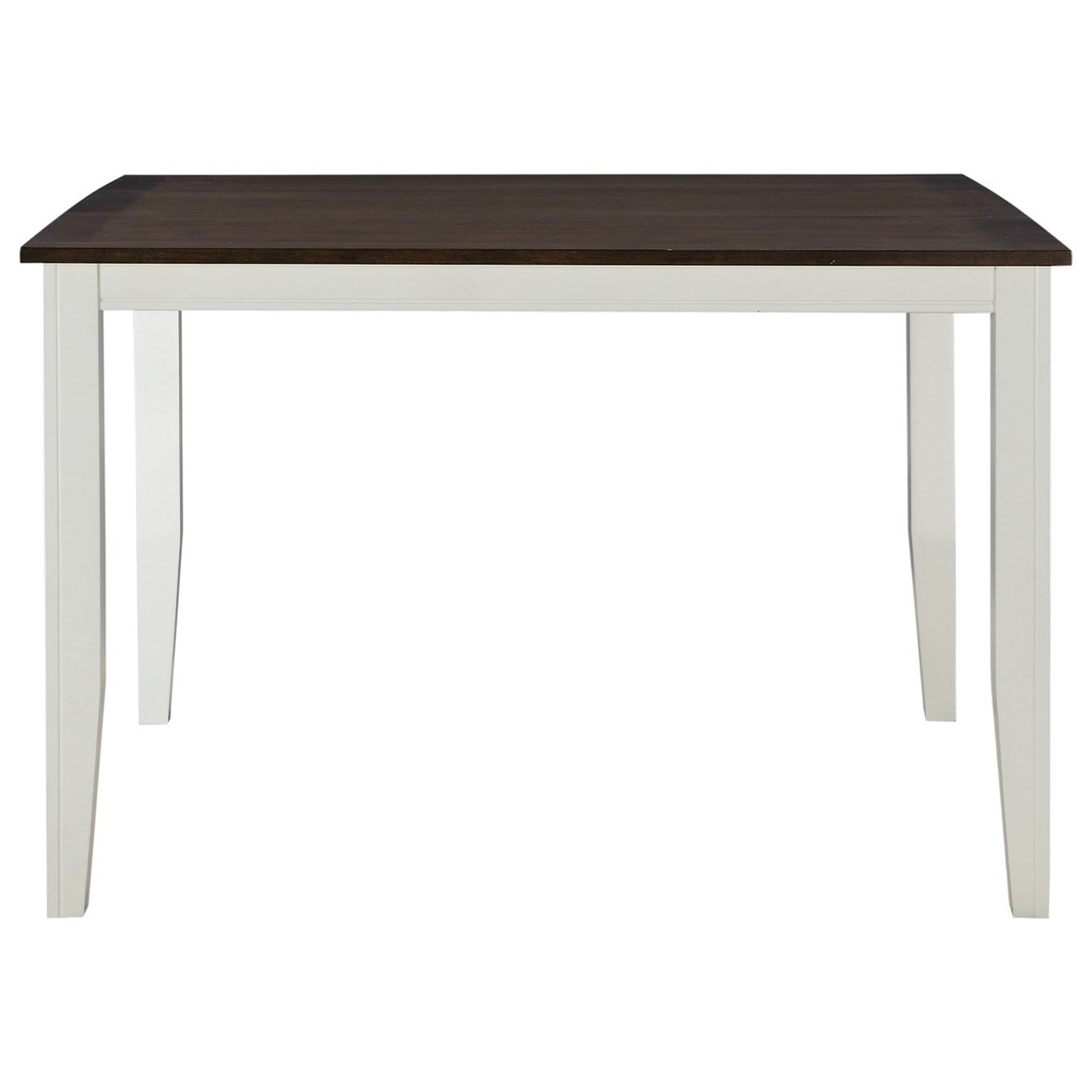 """Merrill Creek 54"""" Gathering Table with 18"""" Leaf by Emerald at Northeast Factory Direct"""