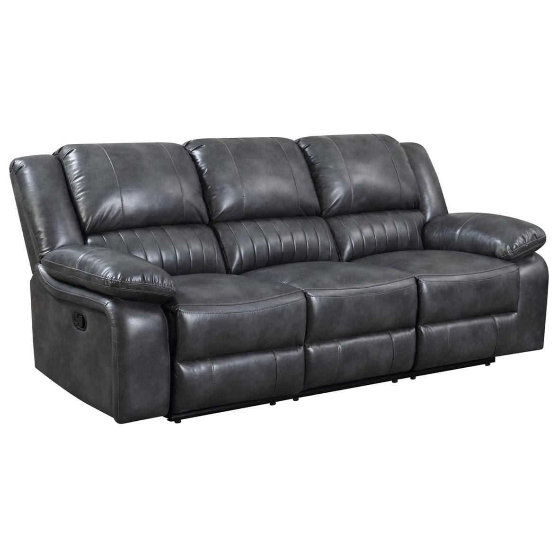 Navaro Reclining Sofa by Emerald at Northeast Factory Direct