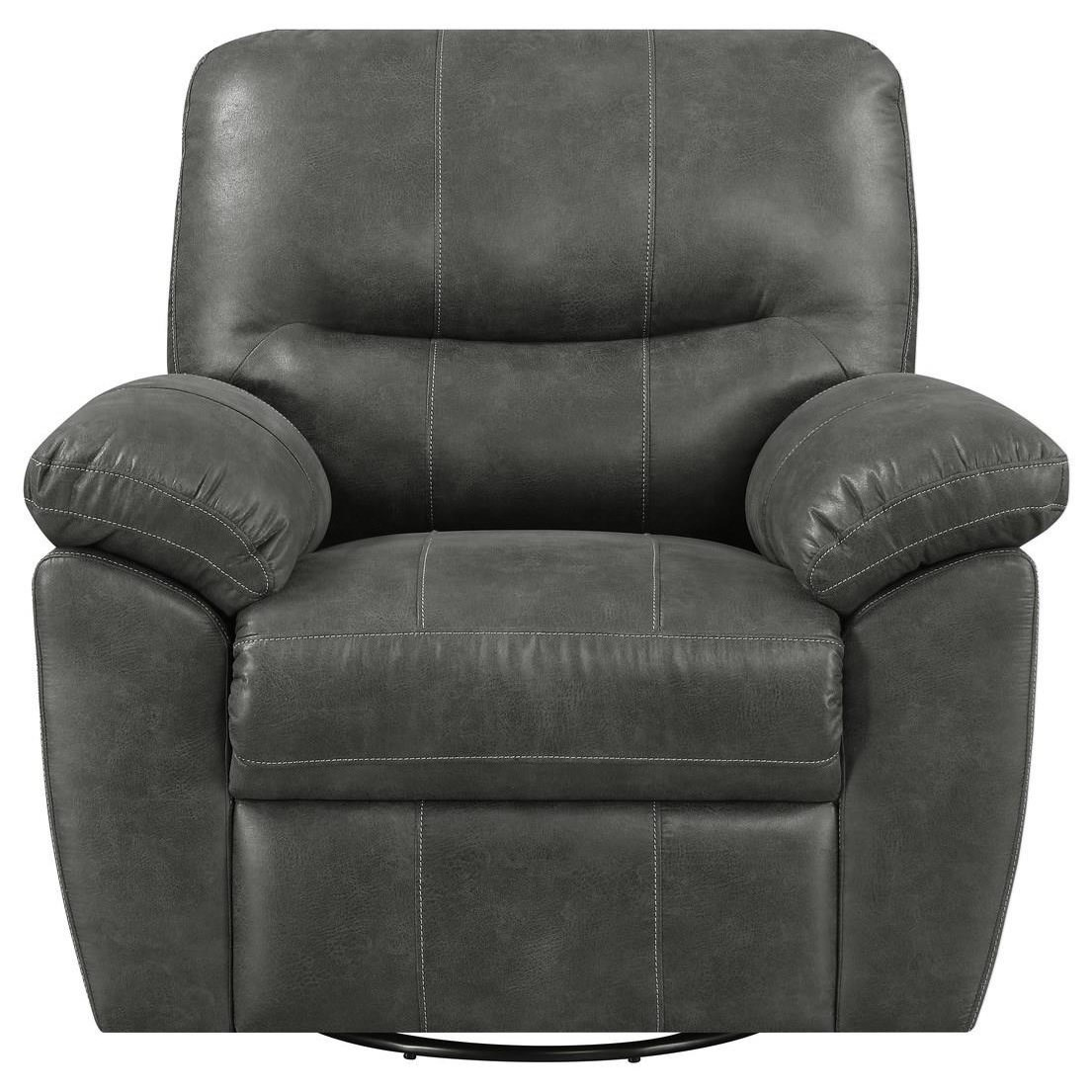 Nelson Swivel Glider Recliner by Emerald at Northeast Factory Direct