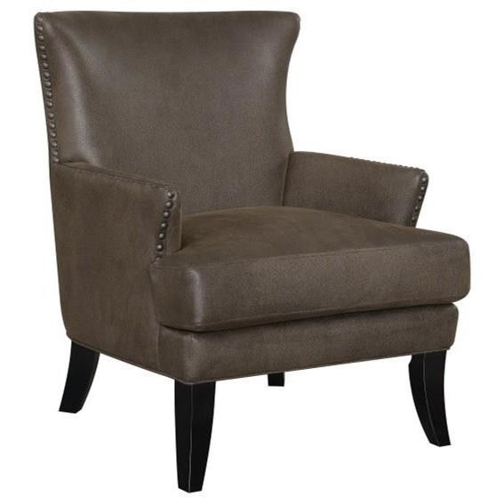Nola Accent Chair by Emerald at Northeast Factory Direct