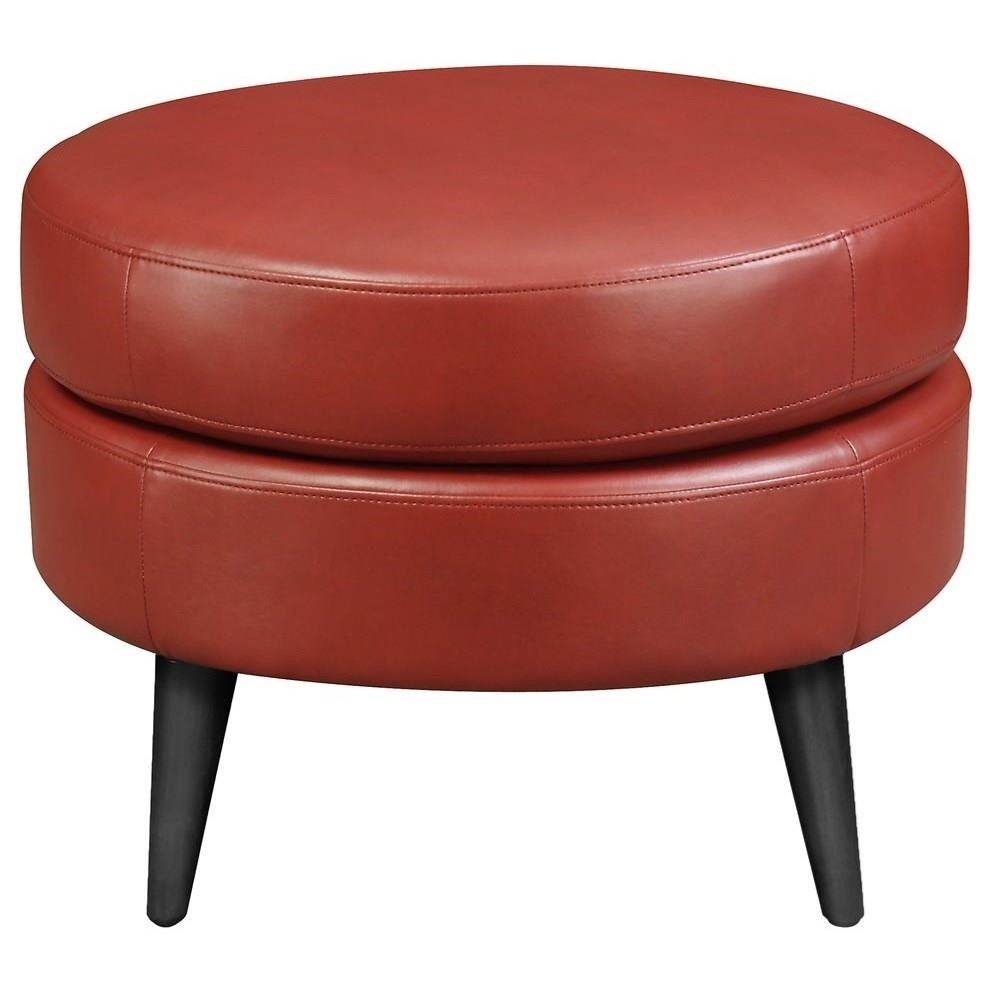 Oscar Round Ottoman by Emerald at Northeast Factory Direct