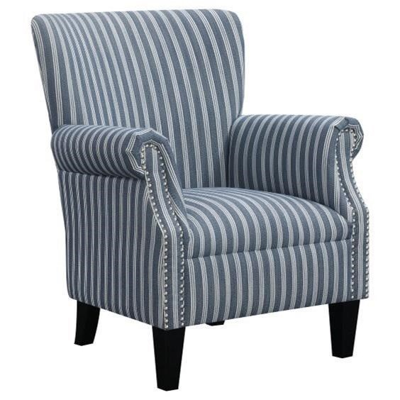 Oscar Accent Chair by Emerald at Northeast Factory Direct