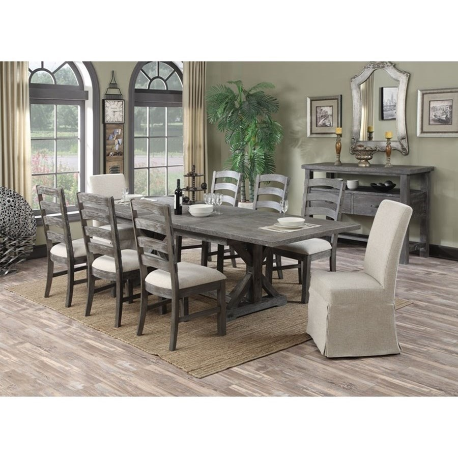 Paladin Dining Room Group by Emerald at Suburban Furniture