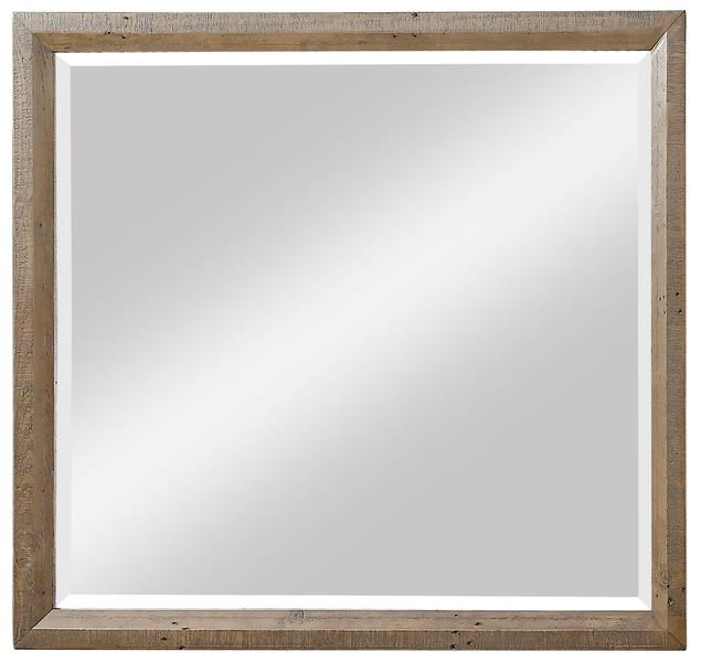 Pine Valley Landscape Mirror by Emerald at Suburban Furniture
