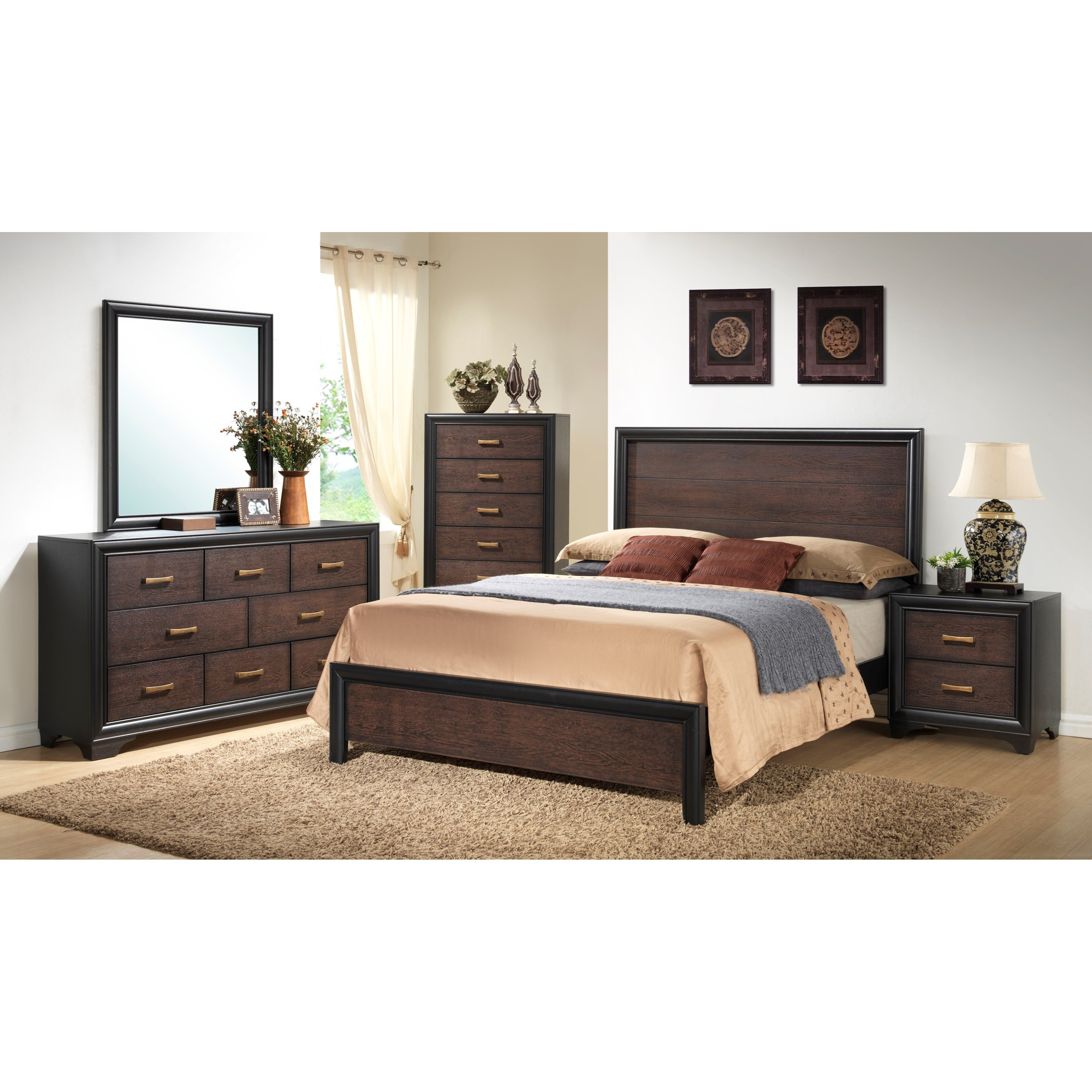 Prelude Queen Bedroom Group by Emerald at Northeast Factory Direct