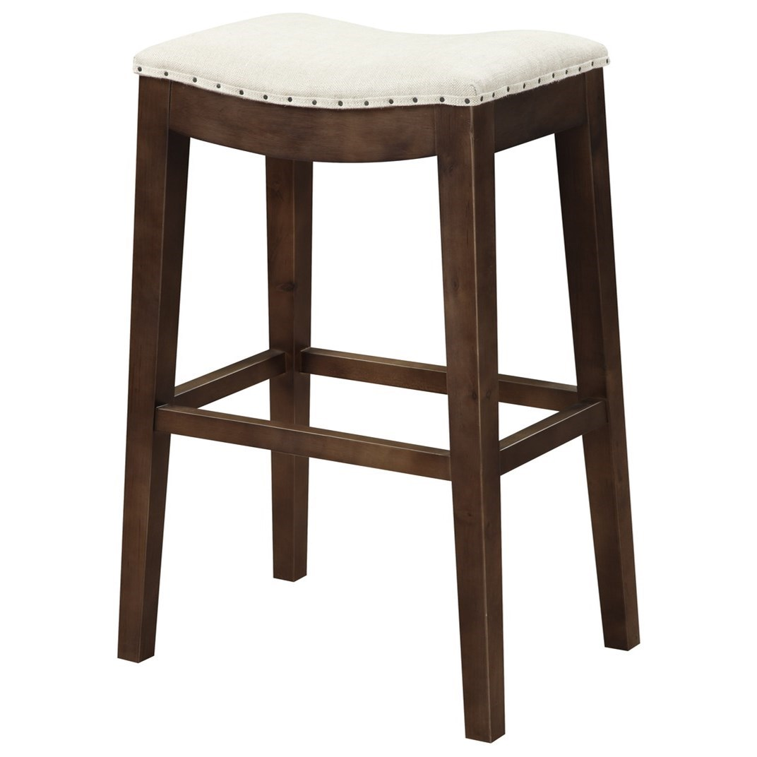 """Rancho 30"""" Barstool by Emerald at Northeast Factory Direct"""