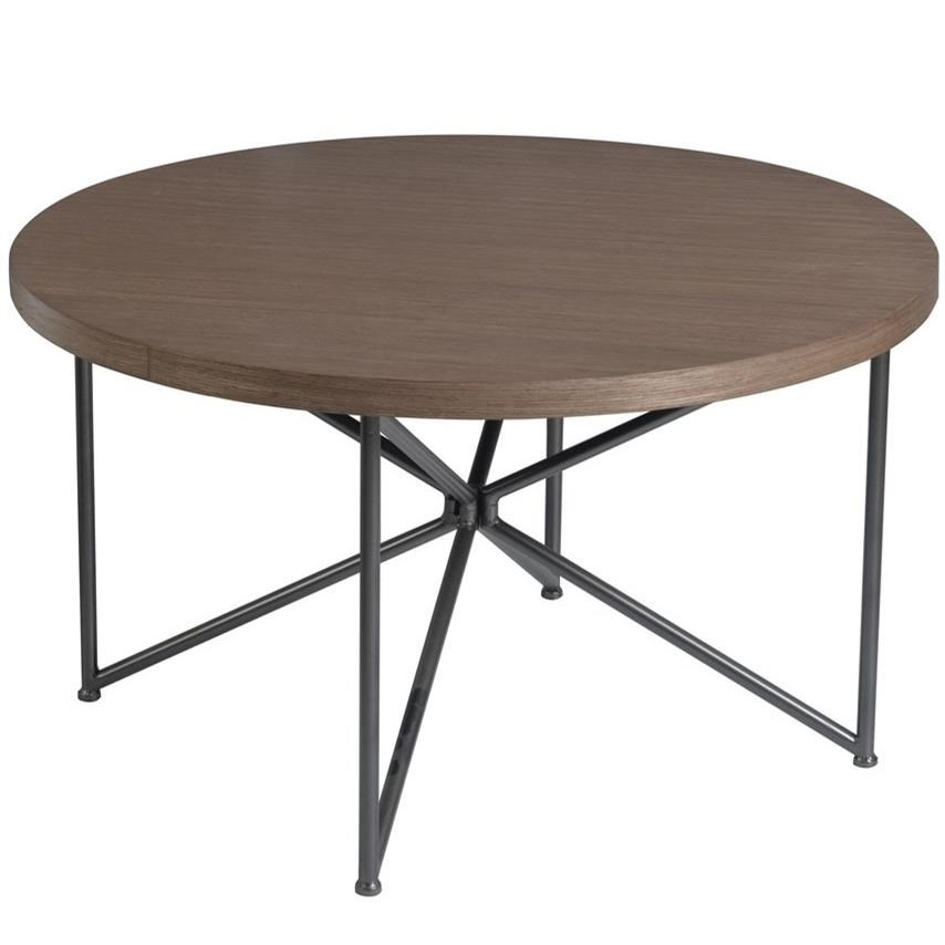 Roslyn Round Cocktail Table by Emerald at Northeast Factory Direct