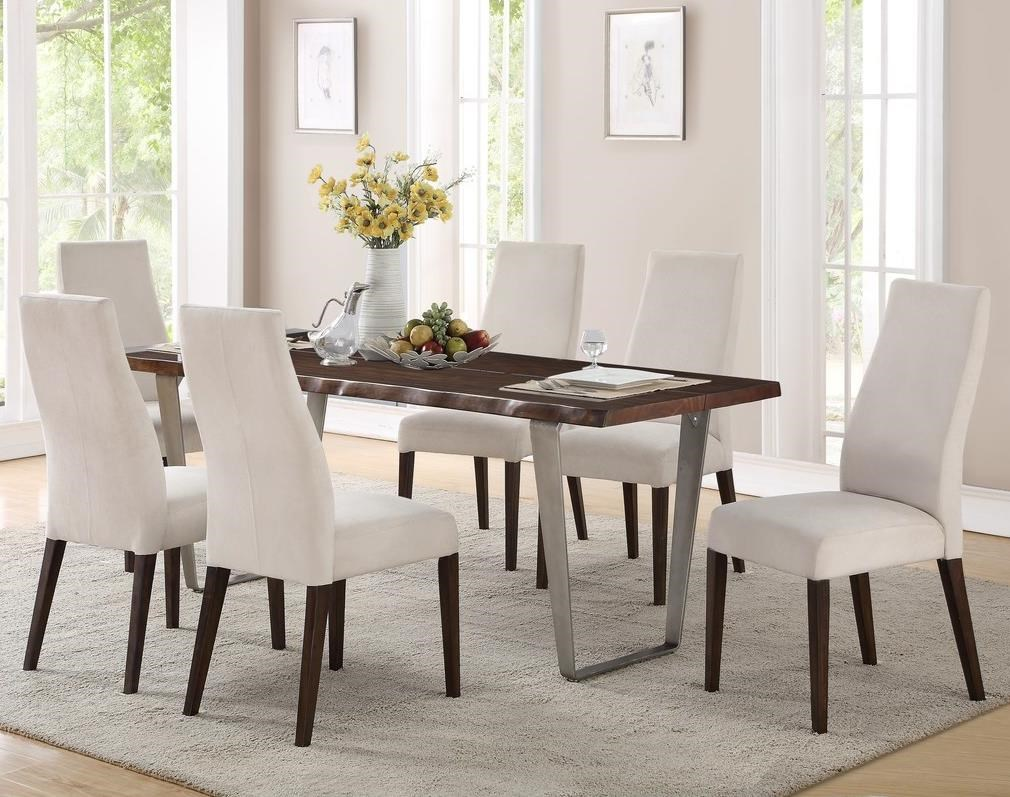 Sommerville 7-Piece Dining Table Set by Emerald at Northeast Factory Direct
