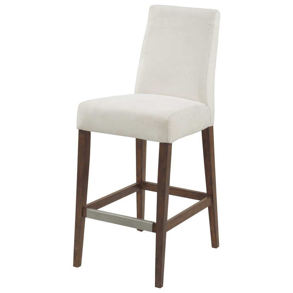 """Sommerville 30"""" Barstool w/ Upholstered Seat & Back by Emerald at Northeast Factory Direct"""