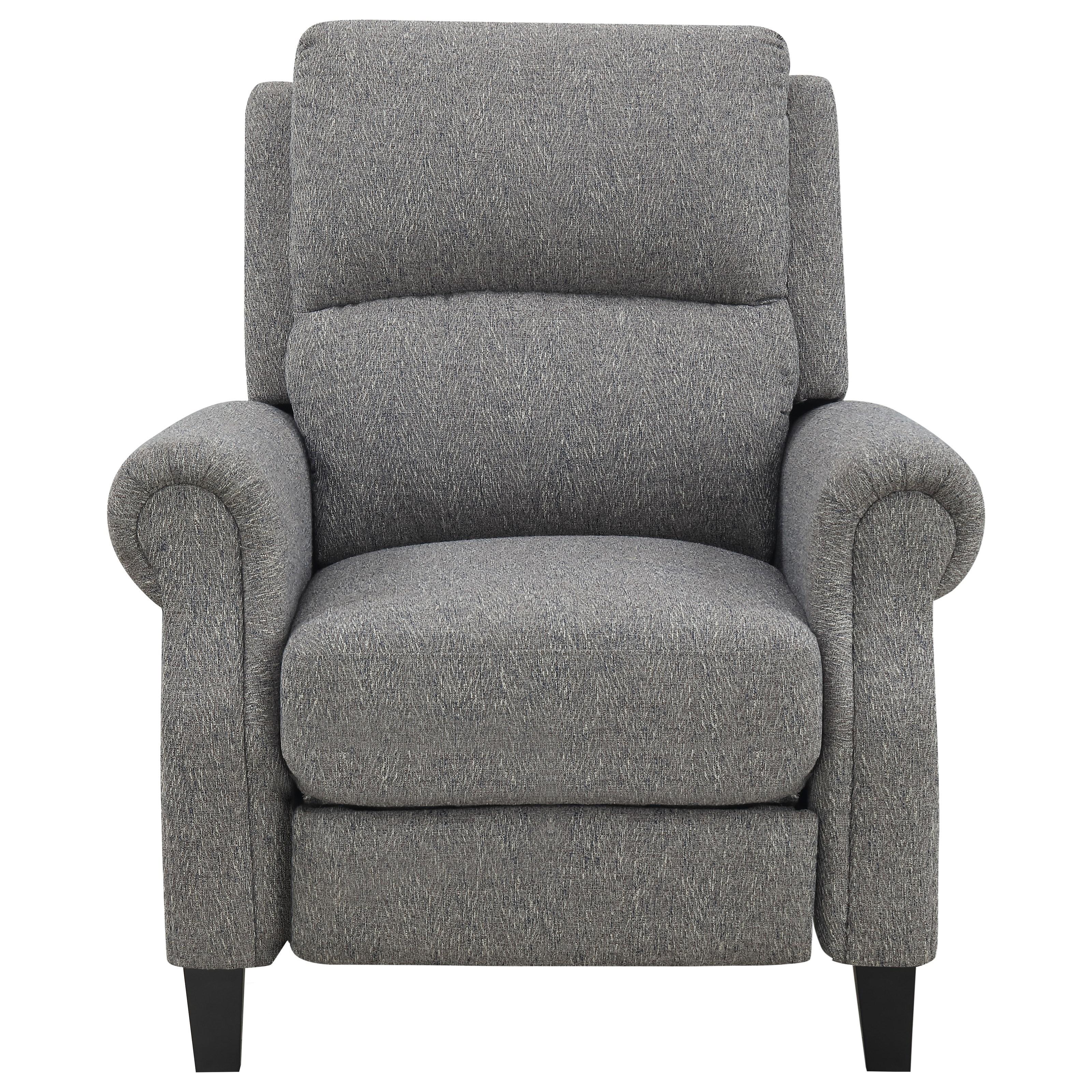 Torrey High Leg Reclining Chair by Emerald at Northeast Factory Direct