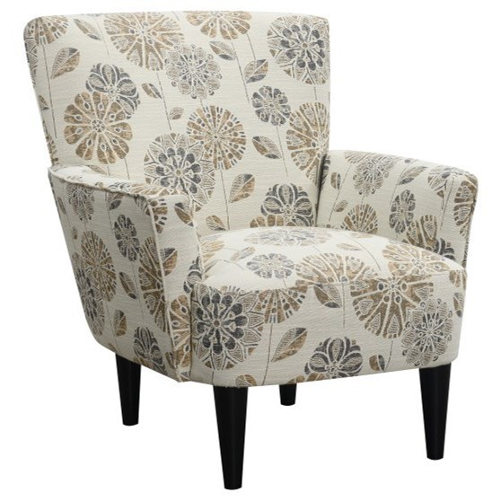 U3535 Accent Chair by Emerald at Northeast Factory Direct