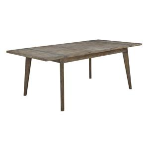 """Dining Table with 18"""" Butterfly Leaf"""