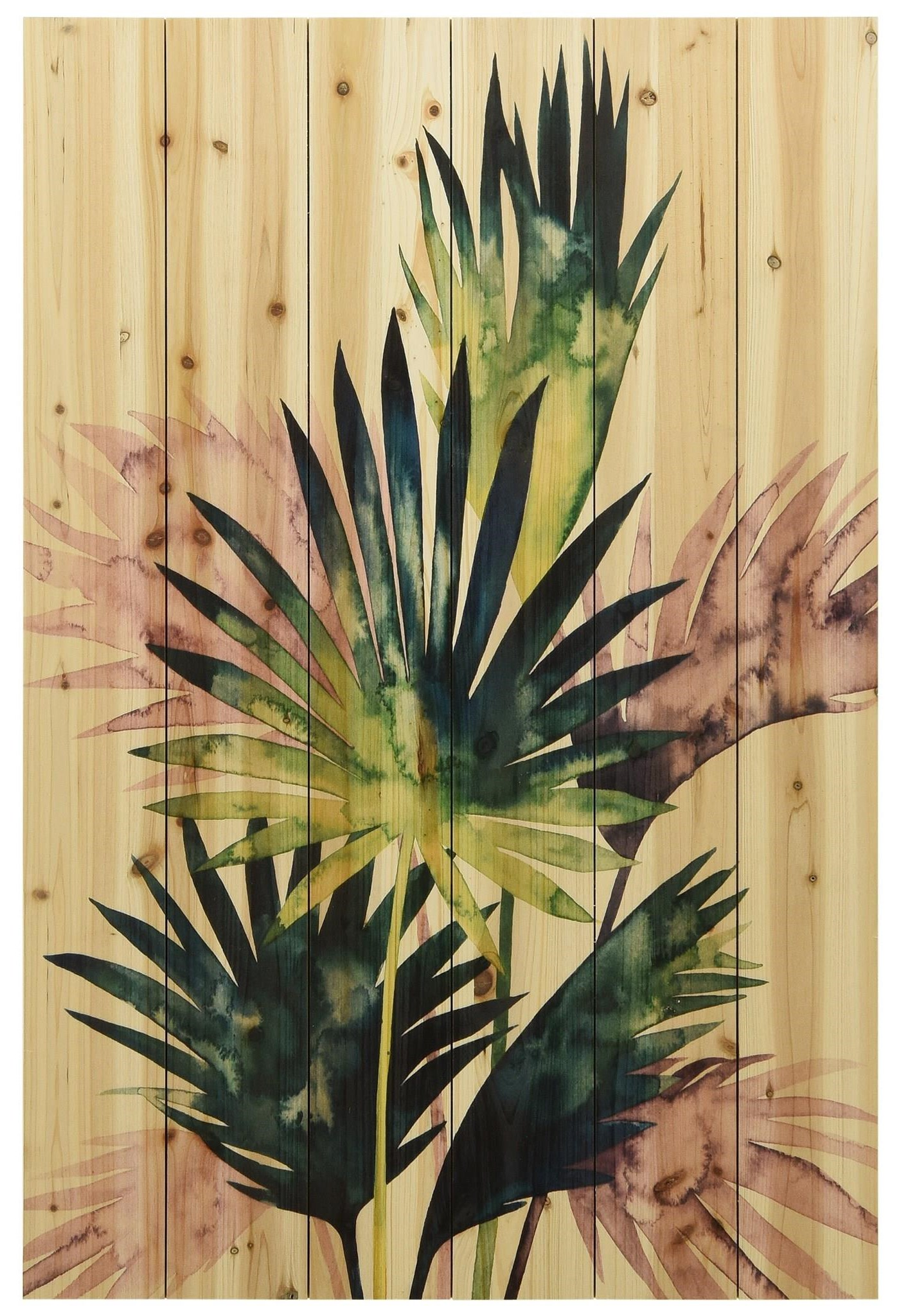 Accessories Twilight Palms III by Empire Art Direct at HomeWorld Furniture