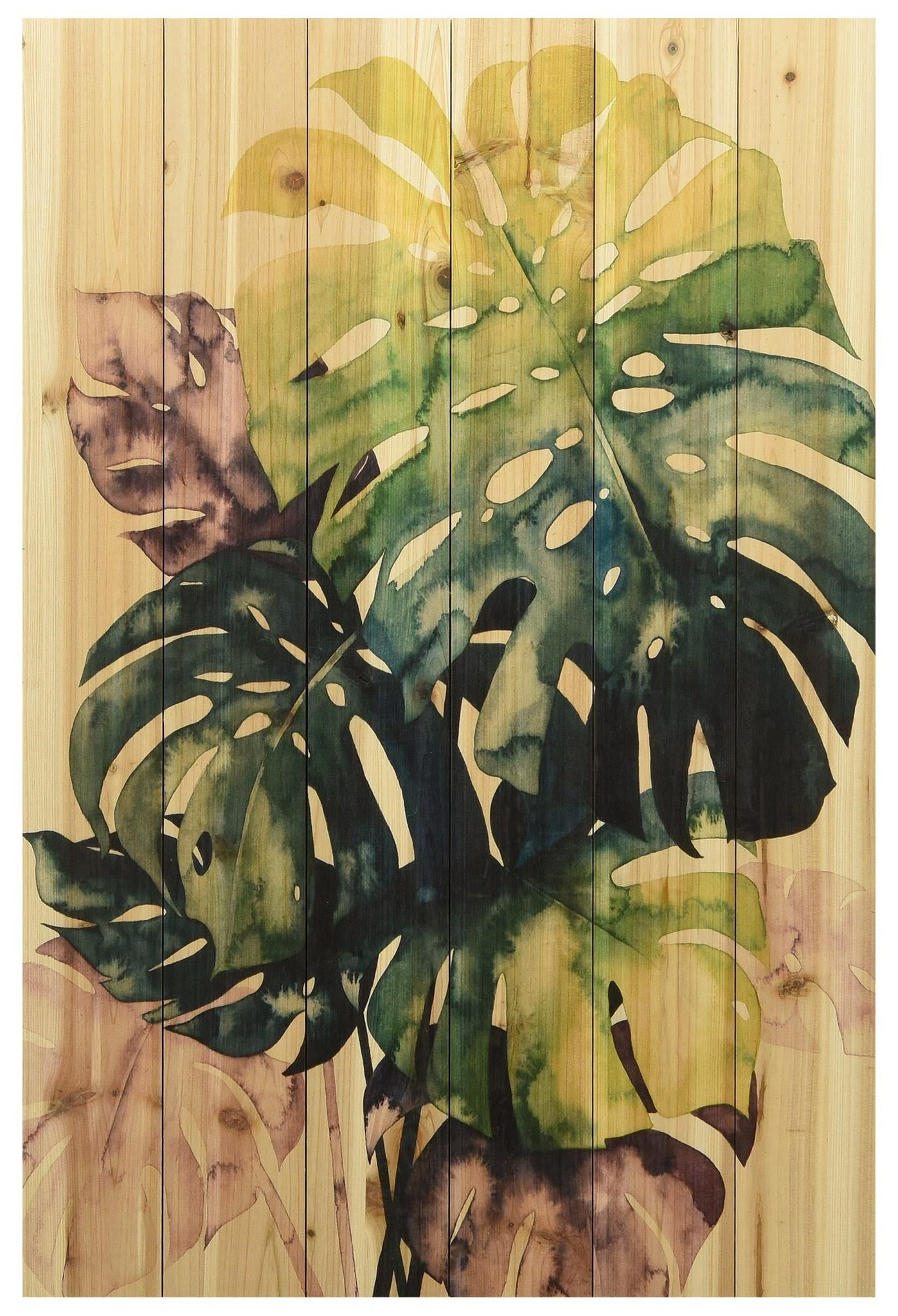 Accessories Twilight Palms IV by Empire Art Direct at HomeWorld Furniture