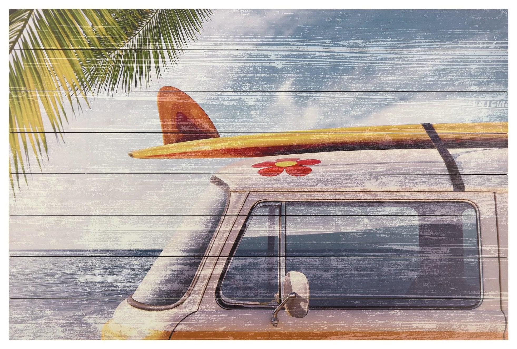 Accessories Beach Bound Planks by Empire Art Direct at HomeWorld Furniture