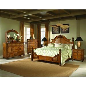 Key West Queen Bed