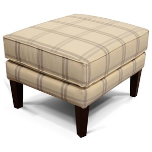 Ottoman in Small Rectangle Shape