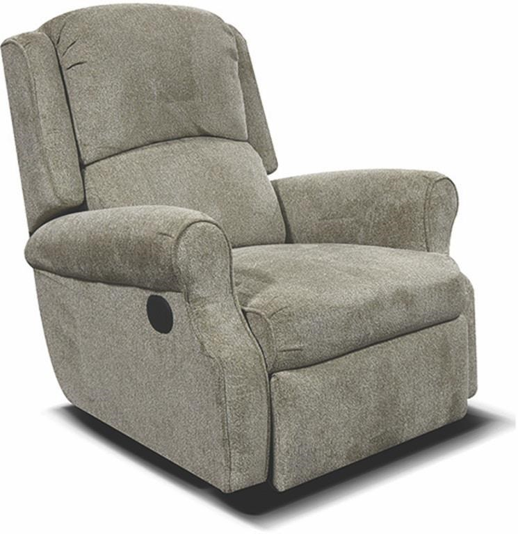 Marybeth Rocking Recliner by England at Crowley Furniture & Mattress