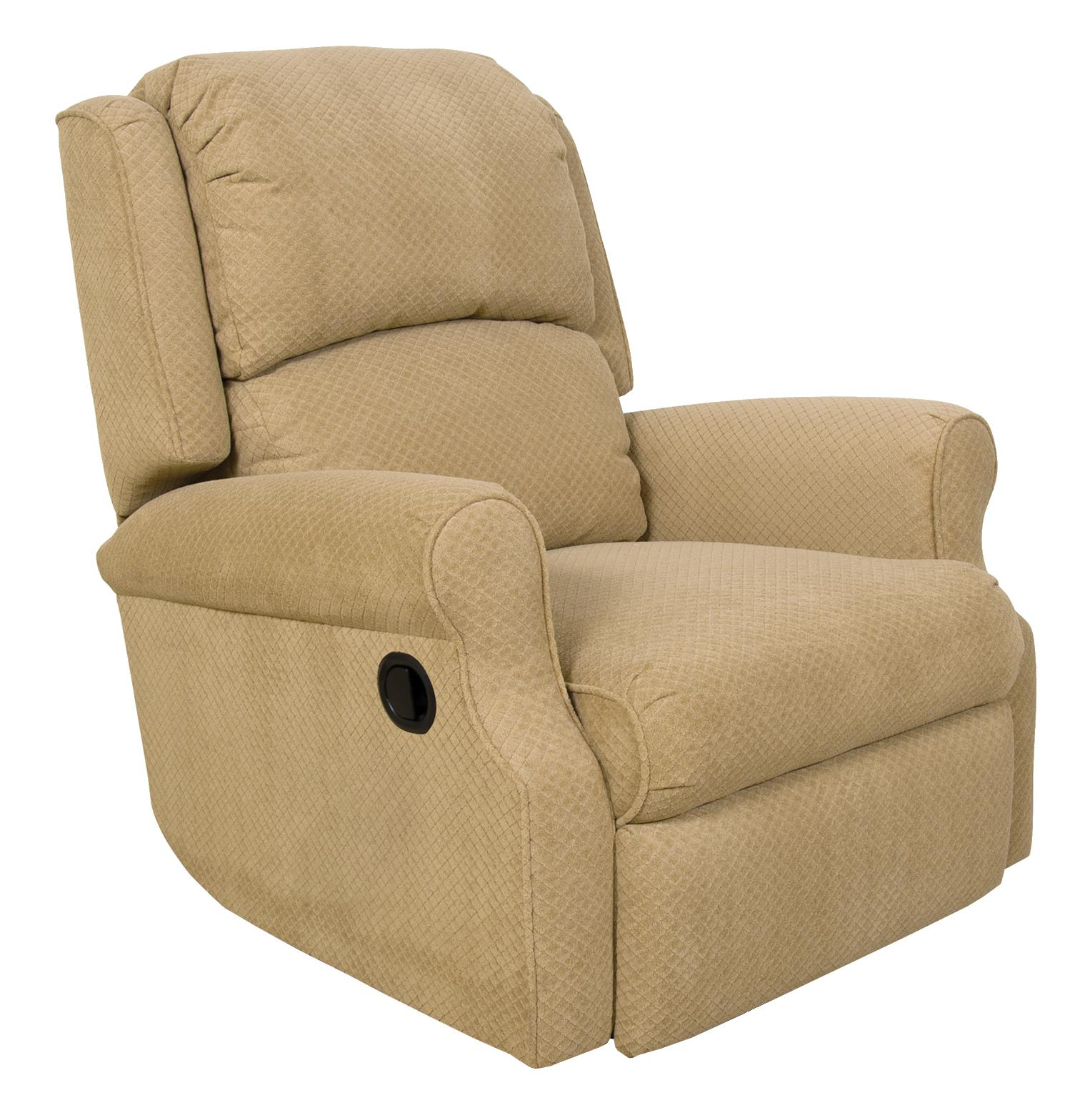 Marybeth Rocker Recliner with Power by England at Goffena Furniture & Mattress Center